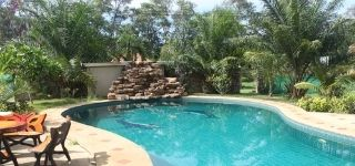 manteca pool service - pool after being cleaned